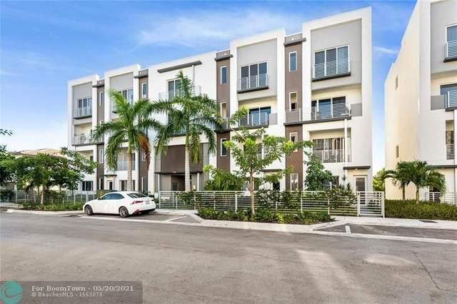 1044 NE 18 Ave #101, Fort Lauderdale, FL 33304 (#F10285089) :: Baron Real Estate