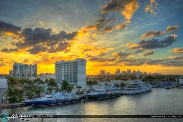 1819 SE 17th St #704, Fort Lauderdale, FL 33316 (#F10285190) :: Baron Real Estate