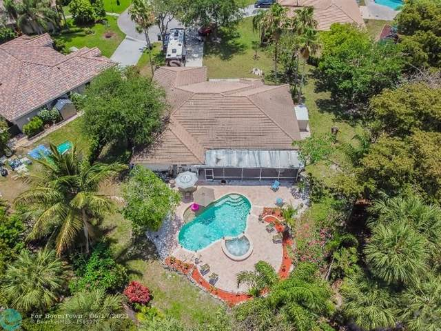 6575 NW 45th Way, Coconut Creek, FL 33073 (MLS #F10285192) :: The Jack Coden Group