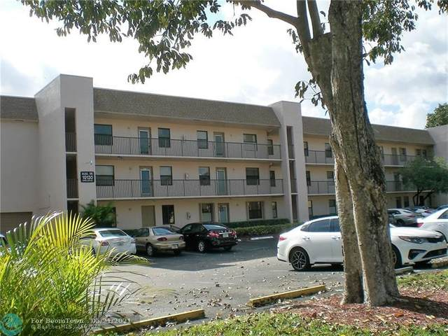 10130 Sunrise Lakes Blvd #207, Sunrise, FL 33322 (#F10285206) :: Michael Kaufman Real Estate