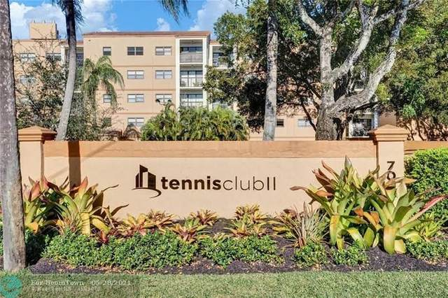 701 NW 19th St #103, Fort Lauderdale, FL 33311 (#F10285230) :: Michael Kaufman Real Estate