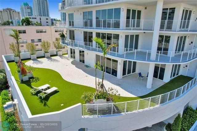 612 Bayshore Drive #201, Fort Lauderdale, FL 33304 (#F10285290) :: Posh Properties