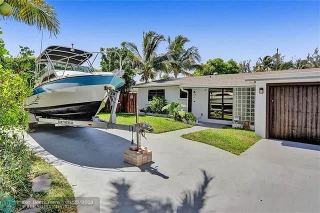 2706 SE 14th St, Pompano Beach, FL 33062 (#F10285348) :: Michael Kaufman Real Estate