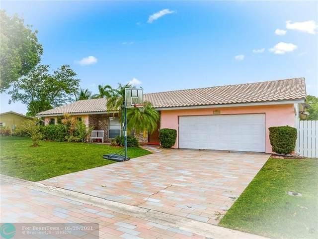 12064 NW 24th St, Coral Springs, FL 33065 (#F10285375) :: The Power of 2 | Century 21 Tenace Realty