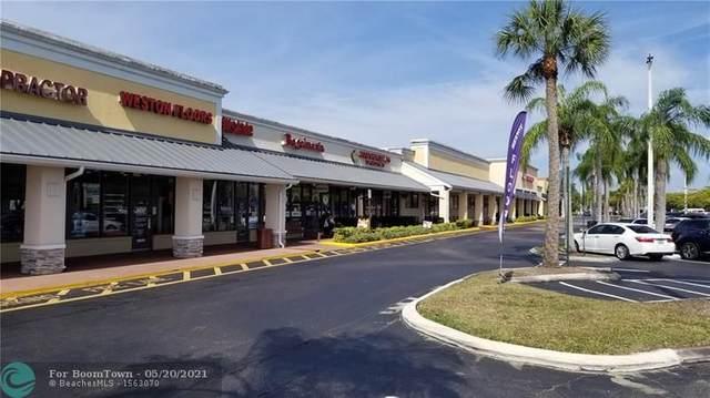 15822 W State Road 84, Sunrise, FL 33326 (MLS #F10285410) :: GK Realty Group LLC