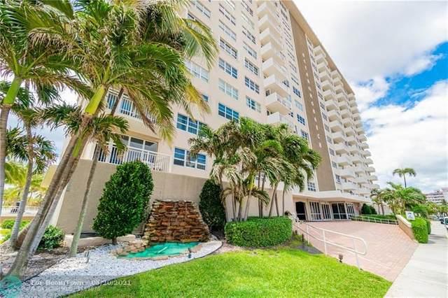 133 N Pompano Beach Blvd #301, Pompano Beach, FL 33062 (MLS #F10285456) :: GK Realty Group LLC