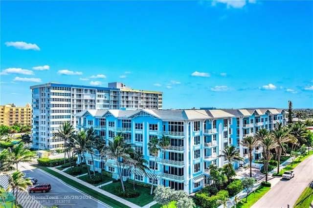 701 SE 21st Ave #201, Deerfield Beach, FL 33441 (MLS #F10285500) :: Berkshire Hathaway HomeServices EWM Realty