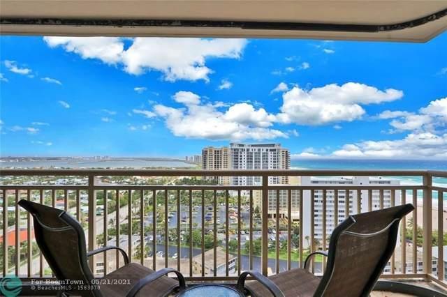 3400 N Ocean Dr Ph-03, Riviera Beach, FL 33404 (#F10285506) :: Michael Kaufman Real Estate