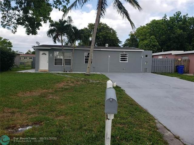 2592 NW 62nd Ave, Margate, FL 33063 (MLS #F10285533) :: The Howland Group