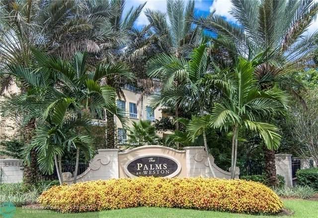 16100 Emerald Estates Dr #295, Weston, FL 33331 (#F10285581) :: Posh Properties