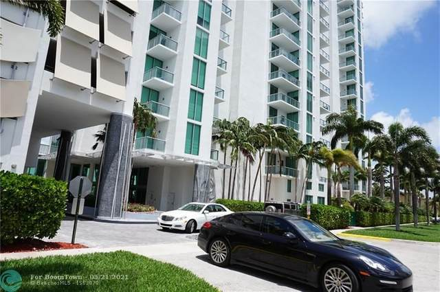 7928 East Dr #105, North Bay Village, FL 33141 (#F10285628) :: Michael Kaufman Real Estate