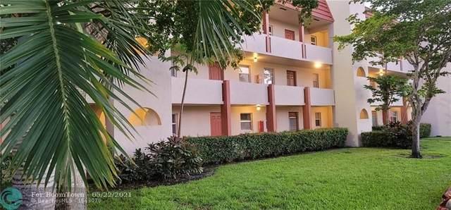 2900 W Sunrise Lakes Dr #209, Sunrise, FL 33322 (MLS #F10285726) :: Berkshire Hathaway HomeServices EWM Realty