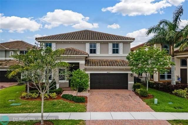 8471 Miralago Way, Parkland, FL 33076 (#F10285732) :: Signature International Real Estate