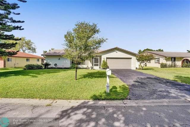1296 NW 83rd Ave, Coral Springs, FL 33071 (#F10285761) :: Michael Kaufman Real Estate