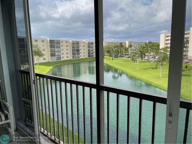 170 SE 5th Ave #305, Dania Beach, FL 33004 (#F10285790) :: Baron Real Estate