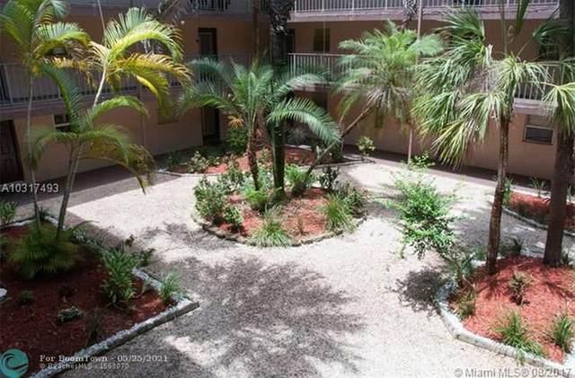 2850 Somerset Dr 215L, Lauderdale Lakes, FL 33311 (#F10285807) :: Baron Real Estate