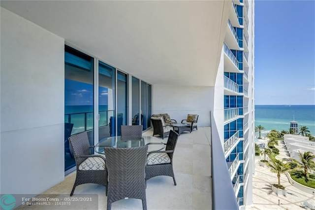 3101 S Ocean Dr #804, Hollywood, FL 33019 (MLS #F10285977) :: Berkshire Hathaway HomeServices EWM Realty