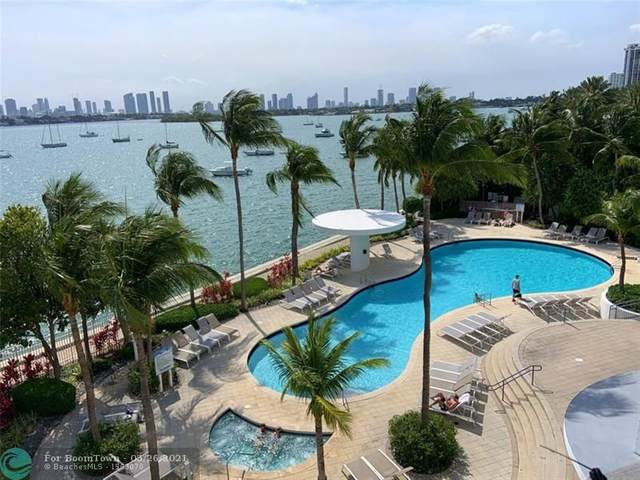 1330 West Ave #3405, Miami Beach, FL 33139 (#F10285999) :: Michael Kaufman Real Estate