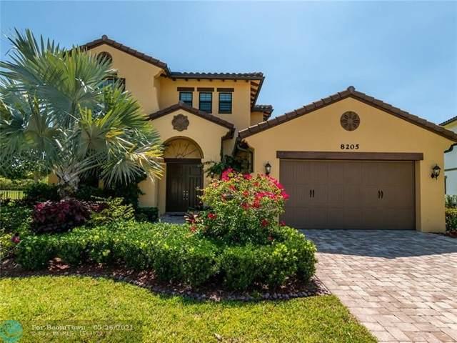 8205 NW 117th Ln, Parkland, FL 33076 (#F10286029) :: Signature International Real Estate