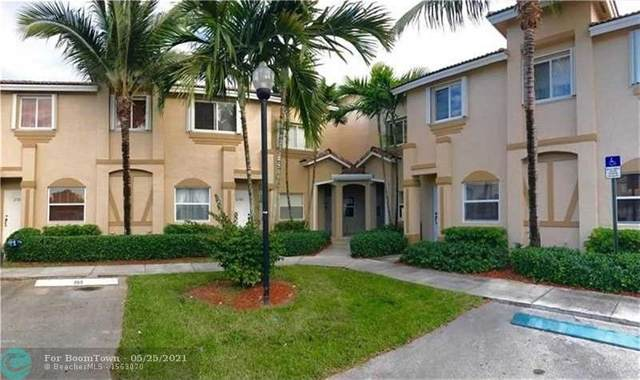 2307 SE 23rd Ter #2307, Homestead, FL 33035 (MLS #F10286086) :: The Howland Group