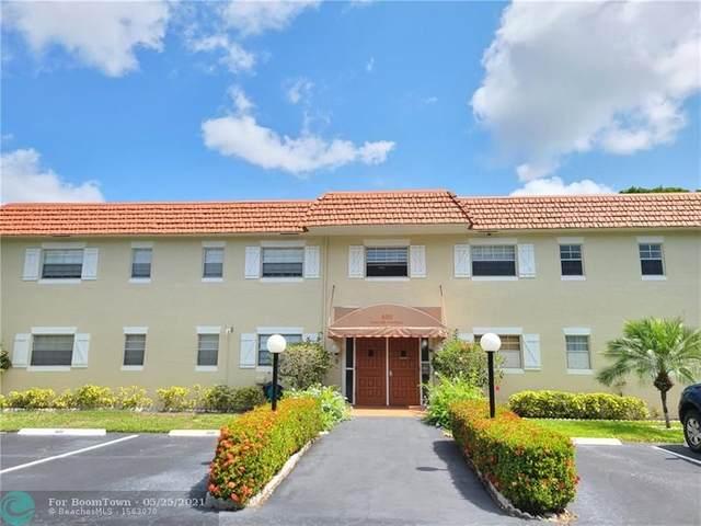 5660 SW 3rd Pl #208, Margate, FL 33068 (MLS #F10286123) :: Castelli Real Estate Services