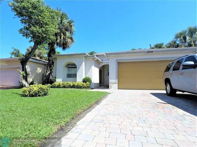 2739 NW 9th Pl, Fort Lauderdale, FL 33311 (#F10286129) :: Michael Kaufman Real Estate