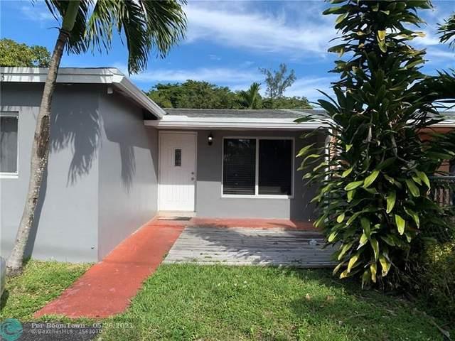 6463 SW 19th St, North Lauderdale, FL 33068 (#F10286151) :: Michael Kaufman Real Estate