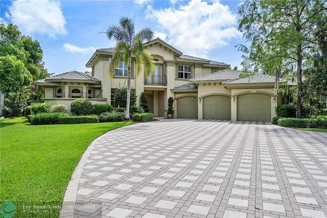 6030 NW 91st Ave, Parkland, FL 33067 (#F10286212) :: Signature International Real Estate