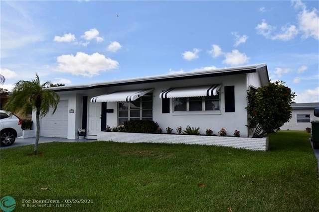 4917 NW 52nd St, Tamarac, FL 33319 (#F10286238) :: Michael Kaufman Real Estate