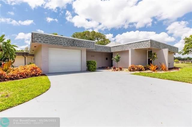 5710 White Hickory Cir, Tamarac, FL 33319 (#F10286271) :: Michael Kaufman Real Estate