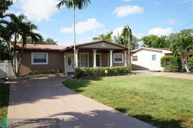 7828 Meridian St, Miramar, FL 33023 (#F10286296) :: Michael Kaufman Real Estate