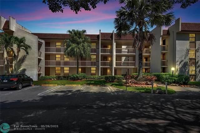 8409 Forest Hills Dr #205, Coral Springs, FL 33065 (#F10286322) :: Baron Real Estate