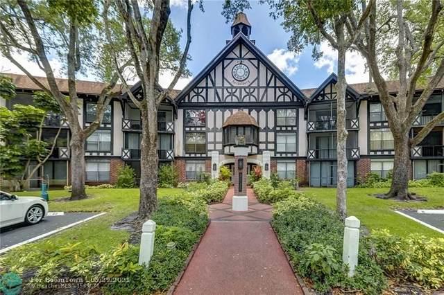 3730 Inverrary Dr 2M, Lauderhill, FL 33319 (#F10286347) :: Baron Real Estate