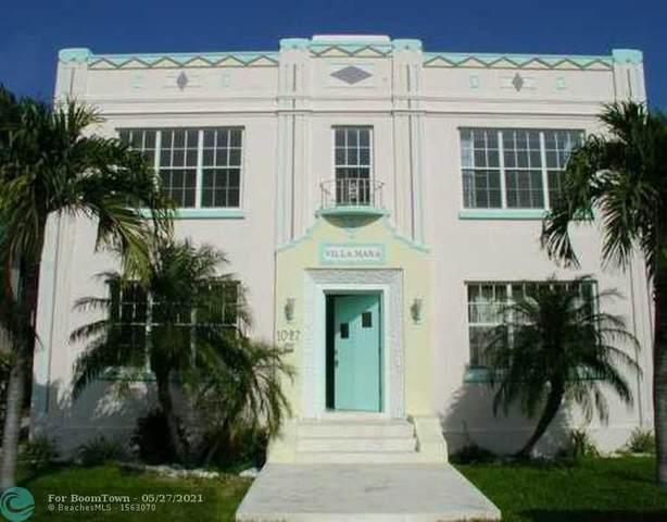 1027 Euclid Ave #9, Miami Beach, FL 33139 (#F10286408) :: The Power of 2 | Century 21 Tenace Realty