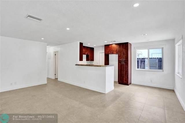 501 NE 57th Court Unit A, Oakland Park, FL 33334 (#F10286412) :: Michael Kaufman Real Estate