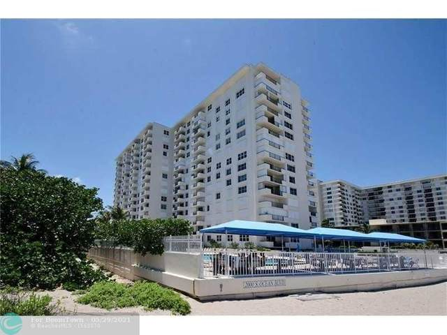 2000 S Ocean Blvd 3J, Lauderdale By The Sea, FL 33062 (#F10286431) :: Baron Real Estate