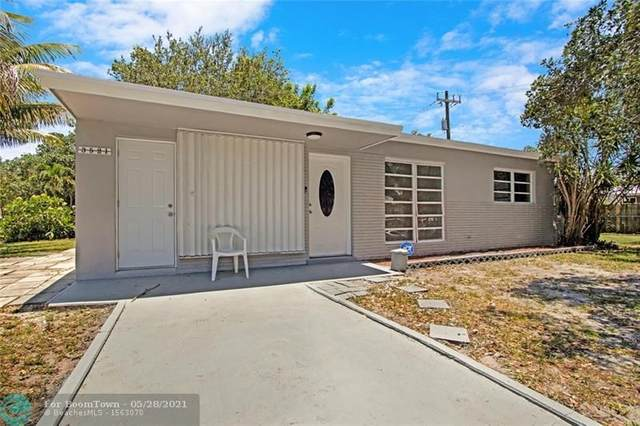 3521 N 72nd Ave, Hollywood, FL 33024 (MLS #F10286436) :: Castelli Real Estate Services
