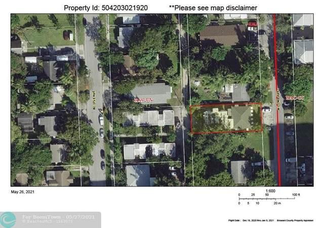 415 - 417 NE 2nd Ave, Fort Lauderdale, FL 33301 (MLS #F10286443) :: The Paiz Group