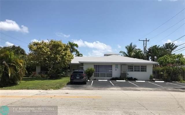 5951 NE 18 Ave, Fort Lauderdale, FL 33334 (MLS #F10286444) :: Castelli Real Estate Services