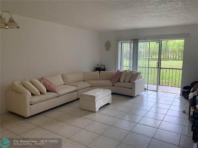 6260 S Falls Circle #105, Lauderhill, FL 33319 (MLS #F10286455) :: Castelli Real Estate Services
