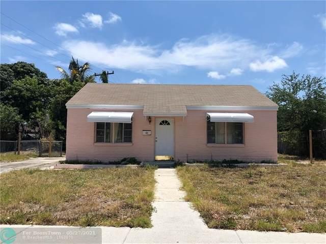 5006 Pinewood Ave, West Palm Beach, FL 33407 (#F10286461) :: Michael Kaufman Real Estate