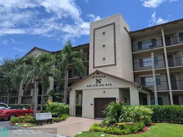 800 SW 142nd Ave #401, Pembroke Pines, FL 33027 (#F10286501) :: The Reynolds Team | Compass