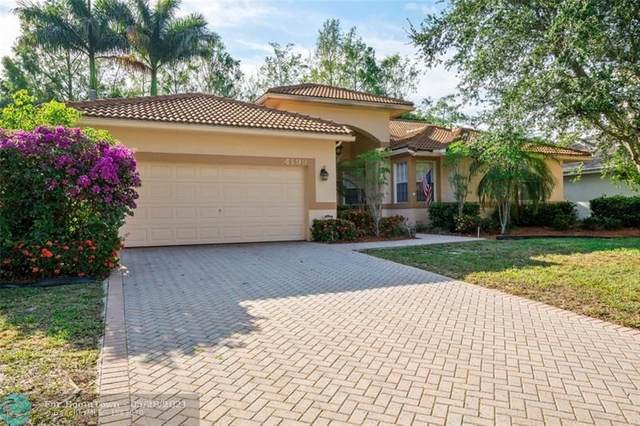 4199 NW 67th Ter, Coral Springs, FL 33067 (#F10286535) :: The Power of 2 | Century 21 Tenace Realty