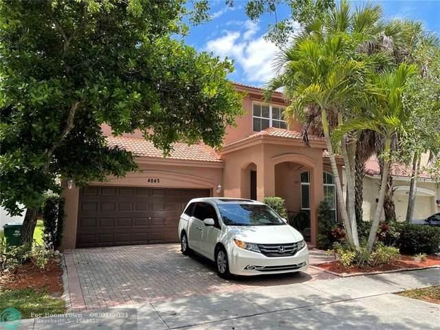 4842 SW 155th Ter, Miramar, FL 33027 (#F10286545) :: Michael Kaufman Real Estate