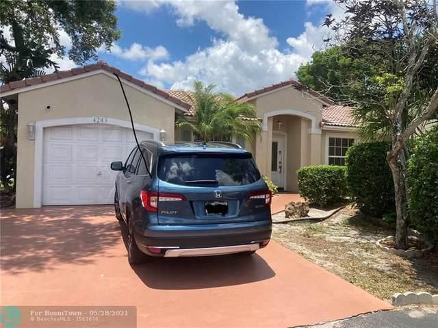 4249 NW 61st Ct, Coconut Creek, FL 33073 (#F10286571) :: Michael Kaufman Real Estate