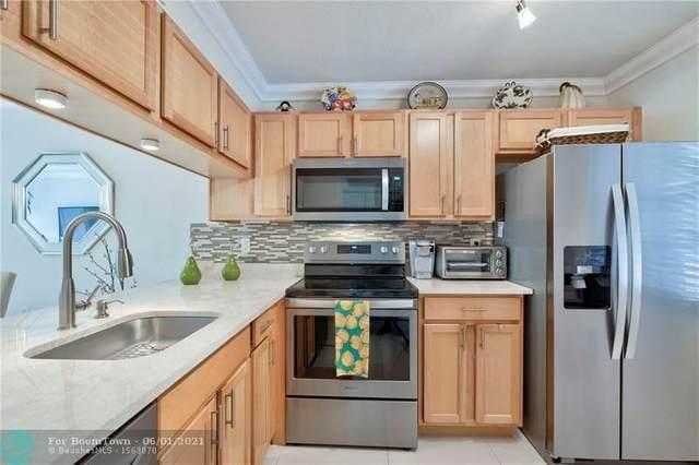 1105 E Bahama Bnd D2, Coconut Creek, FL 33066 (#F10286578) :: Posh Properties