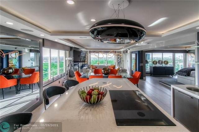 1151 N Fort Lauderdale Beach Blvd 12B, Fort Lauderdale, FL 33304 (#F10286601) :: DO Homes Group