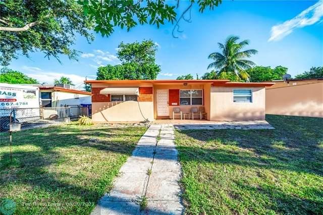 6024 Dewey St, Hollywood, FL 33023 (MLS #F10286604) :: Green Realty Properties