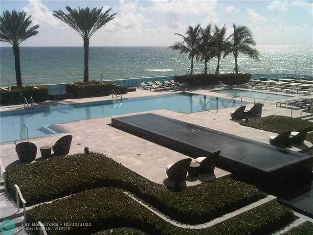 2711 S Ocean Dr #3803, Hollywood, FL 33019 (#F10286614) :: The Power of 2 | Century 21 Tenace Realty