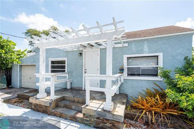 528 SW 5th Ave, Fort Lauderdale, FL 33315 (MLS #F10286648) :: Green Realty Properties